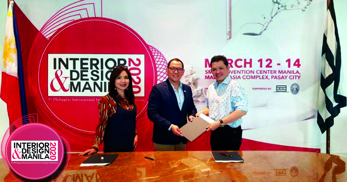 PIID partners with Global-Link MP for Interior & Design Manila 2020